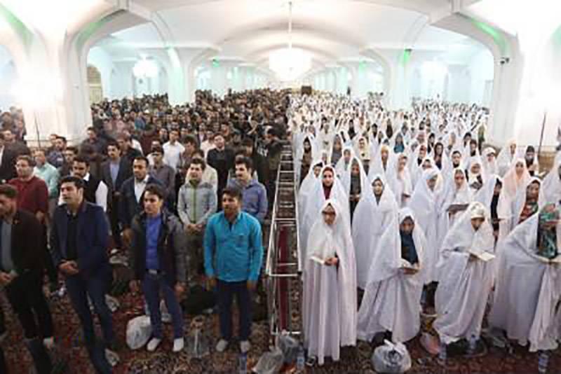 فیلم/ روایتی از ازدواج دانشجویی در کنار امام رئوف