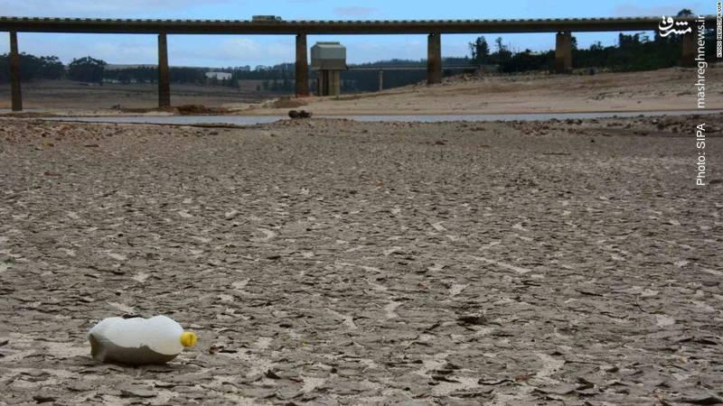 بزرگترین خشکسالی در کیپتاون آفریقای جنوبی طی 100 سال اخیر