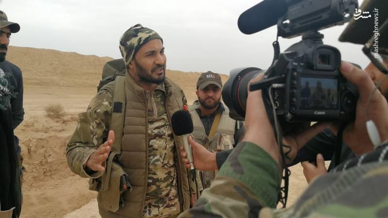 تروریست های داعش در مناطق تحت تصرف نیروهای دموکراتیک کرد آموزش می بینند/ طرح جدید آمریکا در شرق رود فرات قطع ارتباط زمینی تهران - بیروت است + نقشه میدانی و تصاویر
