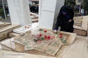 عکس/ مراسم تکریم شهدای دانشگاه امیرکبیر
