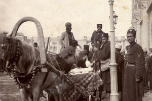 وسیله حمل پول در سال ۱۲۹۰