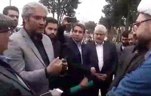فیلم/ ماجرای تخریب قبور امامزاده عبدالله
