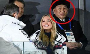 عکس/ دختر ترامپ در کنار مقام ارشد کره شمالی