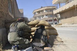 فیلم/ نبرد تروریستهای ارتش آزاد و کردهای سوریه