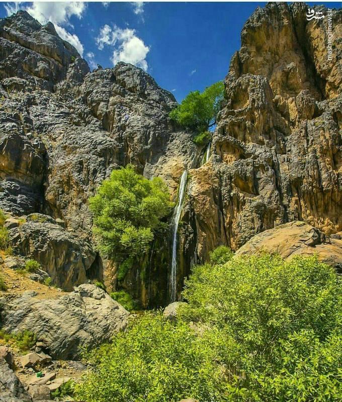 آبشار طامه نطنز