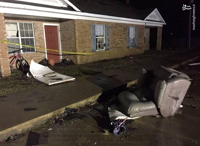 مقامهای این کشور درباره گردباد سهمگین در مناطق شمالی ایالت آرکانزاس، جنوب میسوری، شمال غربی میسیسیپی، غرب تنسی، غرب کنتاکی و جنوب ایلینوی هشدار دادند.