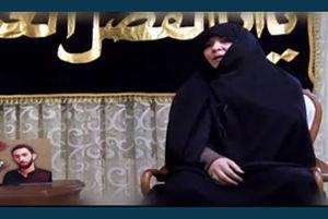 فیلم/ روایت مادر شهید حدادیان از لحظه شهادت فرزندش