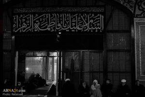 عکس/ عزاداری ایام فاطمیه در عربستان