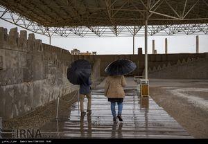 هشدار هواشناسی درباره بارش باران و باد شدید در کشور