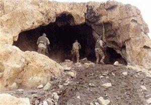 غار داعش