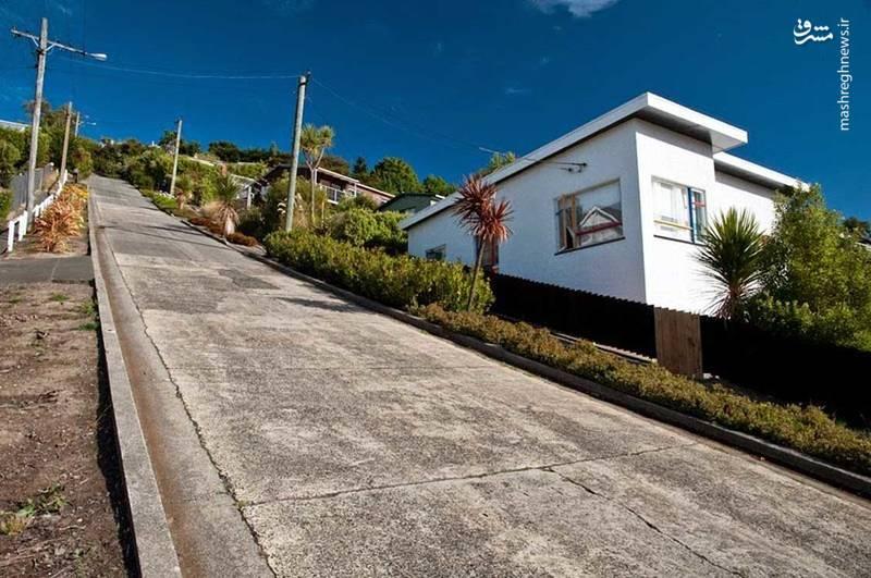 پر شیبترین خیابان دنیا بالدوین (Baldwin) در کشور نیوزیلند است.