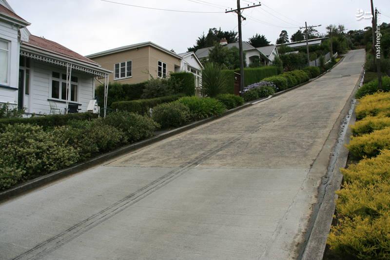 جالب اینجاست که این خیابان بن بست است و به هیچ جایی ختم نمی شود.