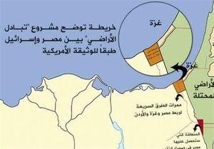 همراهی ترامپ با افعی در بلعیدن فلسطین