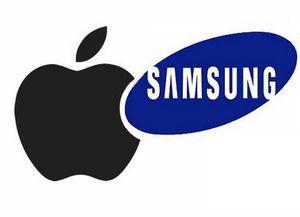 اپل و سامسونگ نمایه