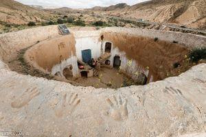 خانه های زیرزمینی تونس