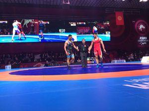نتایج نخستین روز رقابت فرنگی کاران ایران در قهرمانی آسیا