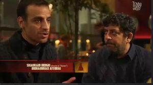 اعترافات شهرام مکری در مورد همجنسبازانه بودن فیلم هجوم!