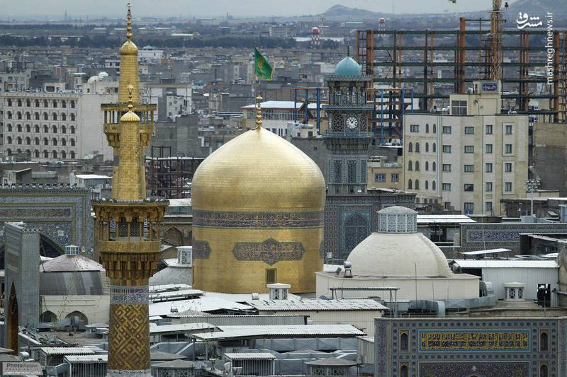 سایت آستان قدس رضوی هر روز یک عکس را به عنوان تصویر روز انتخاب و منتشر میکند.