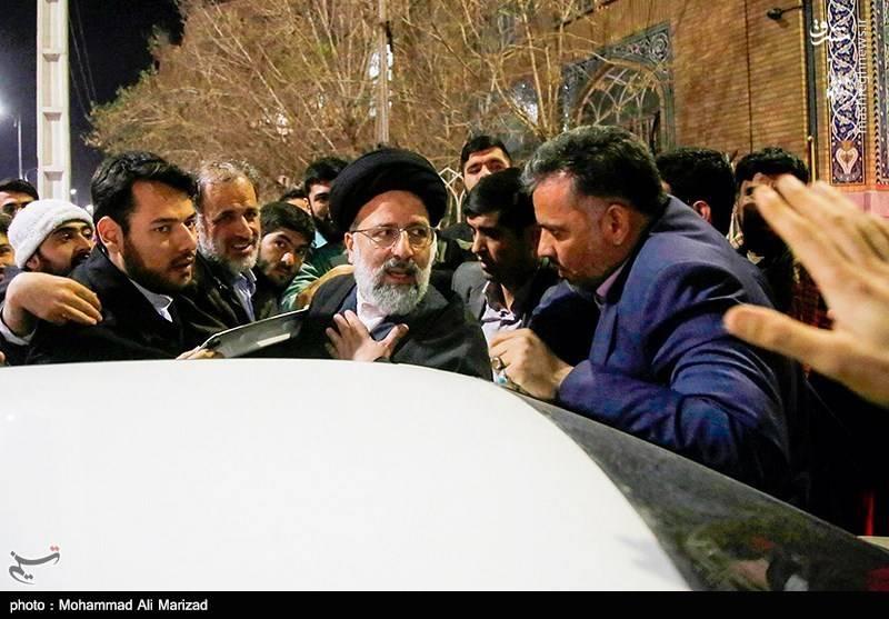جت الاسلام رئیسی: هر جا مسئولان از دیدگاه امام و رهبری فاصله گرفتند، دچار مشکل شدیم