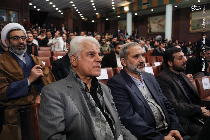 سردار محمدرضا یزدی و محمود بهمنی