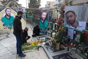 پسرم را داعشیهای تهران شهید کردند + عکس