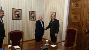 عکس/ دیدار ظریف با رئیس جمهور بلغارستان