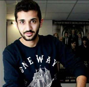 عکس/ ترور نخبه لبنانی در فرانسه