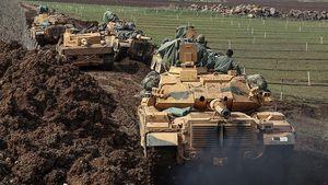 تحولات عفرین سوریه - ترکیه