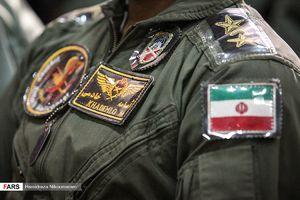 عکس/ مراسم دانشآموختگی پایگاه هوایی شهید وطنپور