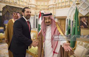 «سعد الحریری» به عربستان سفر کرد