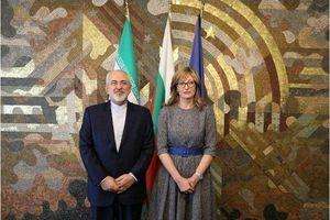 ظریف در صوفیه با خانم وزیر دوبار دیدار کرد