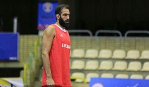 ستاره بسکتبال ایران به لبنان نرفت