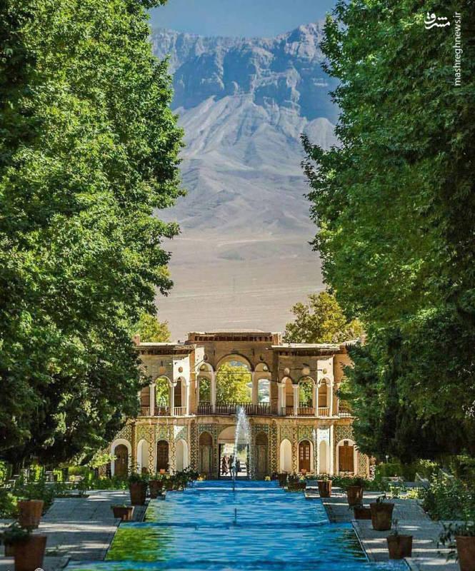 این شاهکار معماری یکی از آثار ثبت شده در فهرست میراث جهانی یونسکو است.
