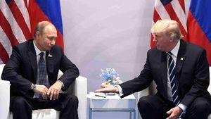 لاوروف: ترامپ به پوتین نامه نوشت