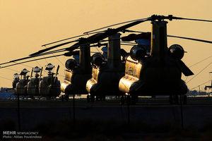 عکس/ رونمایی از دستاوردهای جدید ارتش