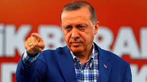 اردوغان: بر مرکز  «عفرین» مسلط شدیم