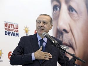اردوغان: بهزودی وارد عفرین میشویم