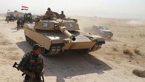 «پرچم سفیدها» بازهم در شمال عراق به بن بست خوردند/ حملات برای اشغال منطقه راهبردی «البشیر» کرکوک ناکام ماند + نقشه میدانی و تصاویر