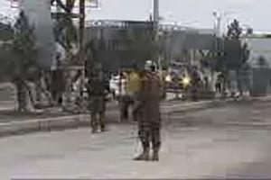 فیلم/ عملیات انتحاری در کابل