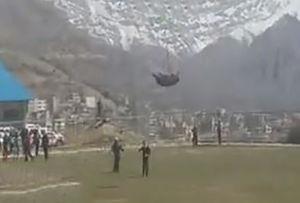 فیلم/ لحظه انتقال پیکر جانباختگان هواپیمای ATR