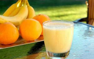 موز و پرتقال