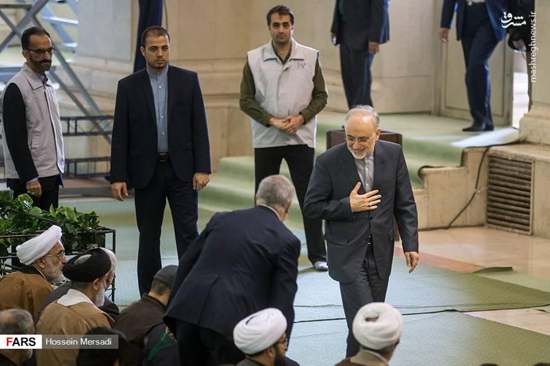 صالحی در نماز جمعه تهران