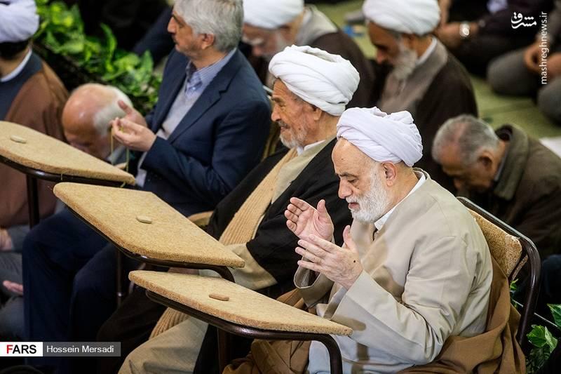 حجت الاسلام قرائتی در نماز جمعه تهران