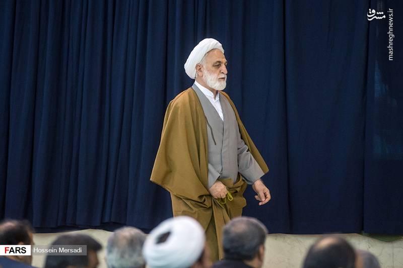 محسنی اژه ای در نماز جمعه تهران