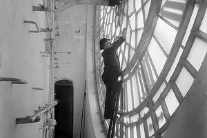 نمایی متفوات از ساعت عظیم یرج ساعت لندن