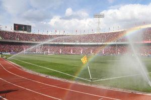 سکوهای ورزشگاه آزادی در دربی ۸۸ نصف میشود