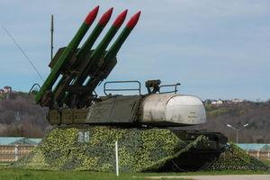رزمایش نظامی روسیه با پدافند «باک»