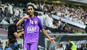 جنجال بازیکن رقیب استقلال در لیگ امارات