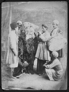 عکس/ کمدینهای زمان قاجار