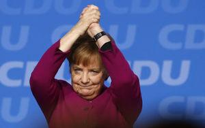 «مرکل» برای چهارمین بار صدراعظم آلمان شد